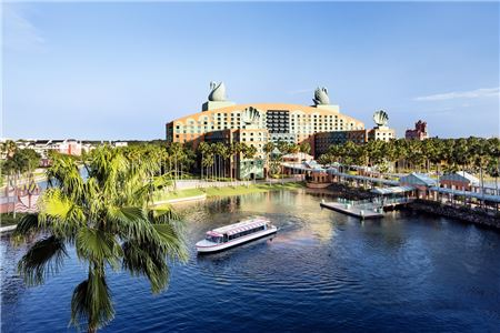 Walt Disney World's Swan and Dolphin Resort to Add New Tower
