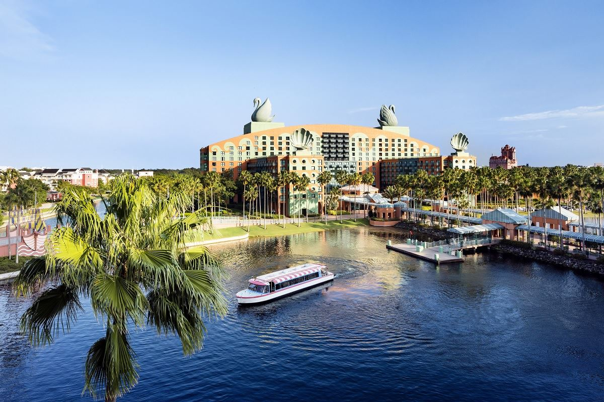 Walt Disney World S Swan And Dolphin Resort To Add New Tower