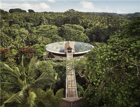 Four Seasons Resort Bali at Sayan Is the Top Hotel in the World