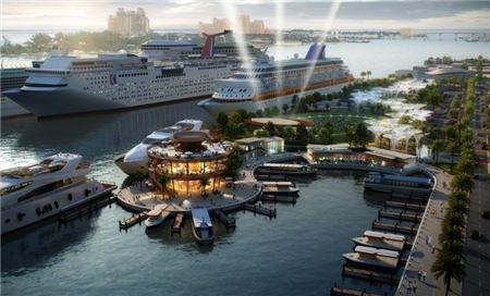 Nassau Cruise Port Set for $250 Million Revamp