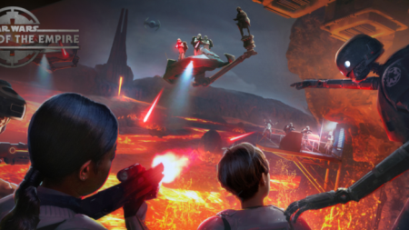 Star Wars-Themed Virtual Reality Experience Coming To Disney Parks
