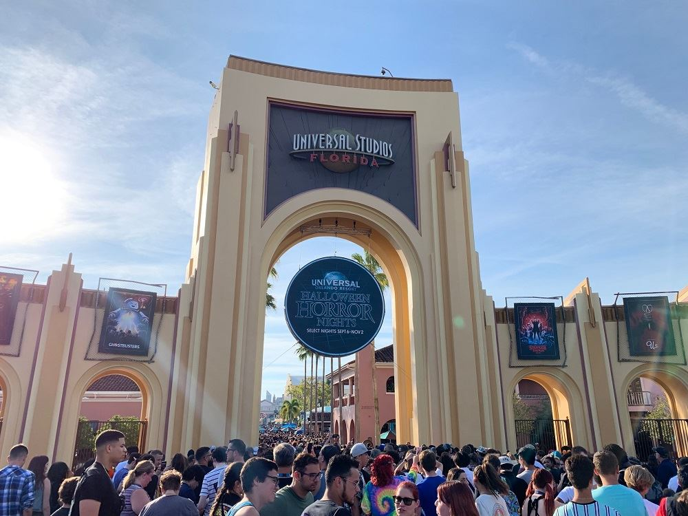 First Look: Universal's Halloween Horror Nights 2019