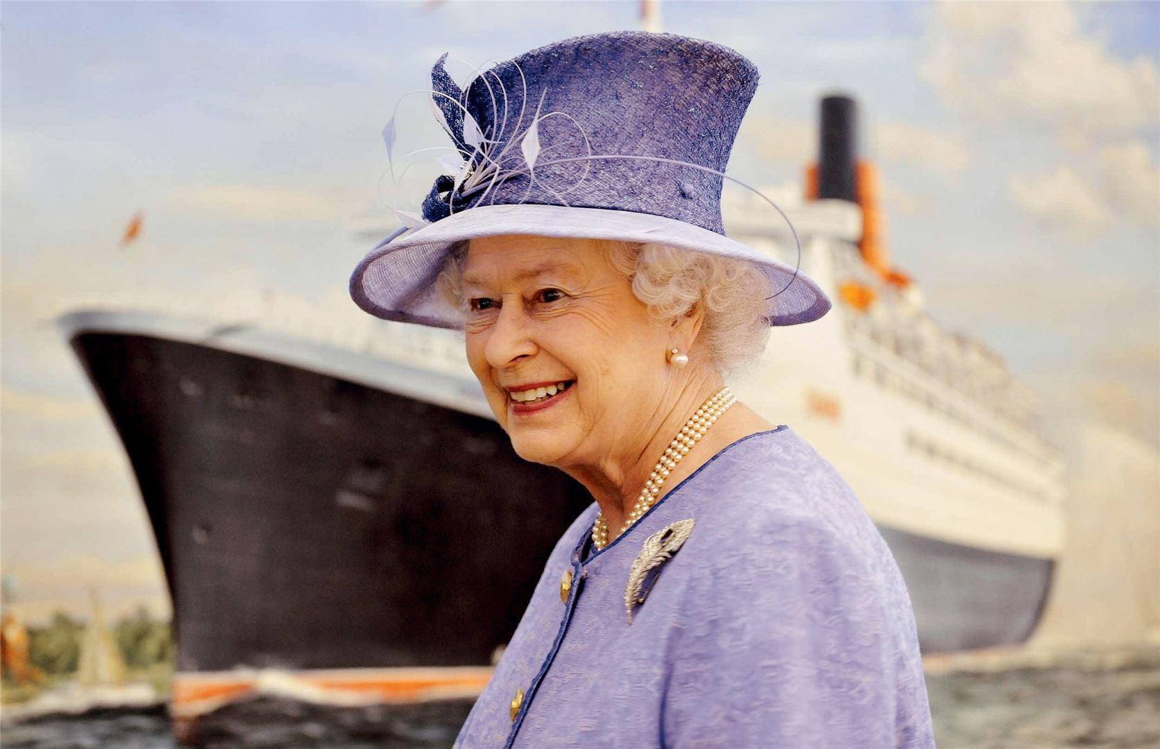 Queen Elizabeth II Cunard