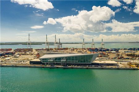 Royal Caribbean Debuts 'Milestone' Terminal A in Miami, Expects Up