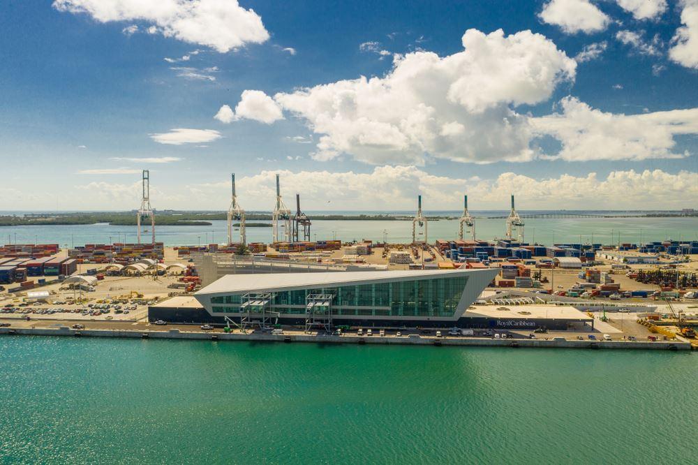 Royal Caribbean Debuts Milestone Terminal A In Miami