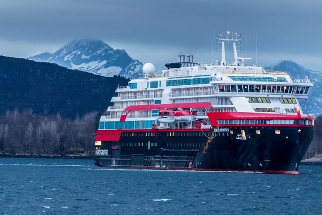 Hurtigruten Offering Half Off Sailings Exclusively for Travel Advisor Bookings