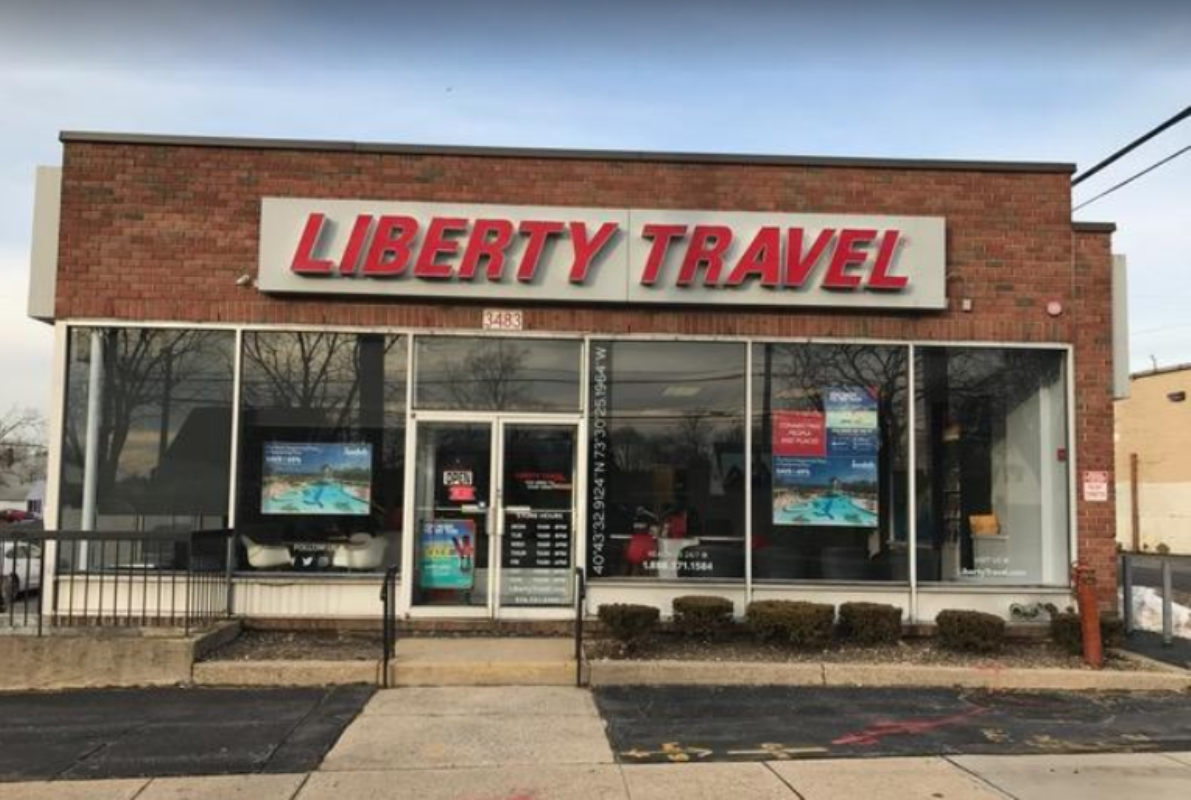 Image result for Liberty Travel Building Host Agent Network
