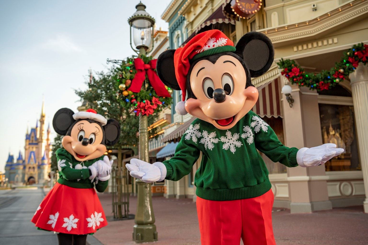 Here's How the Holidays Will Look at Walt Disney World