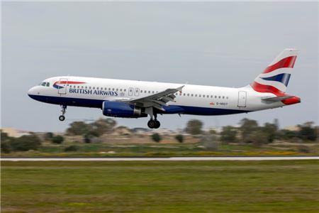 英国航空宣布与摩洛哥皇家航空共享代码