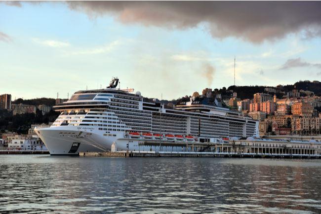 MSC Cruises Sets Dates for August Mediterranean Return