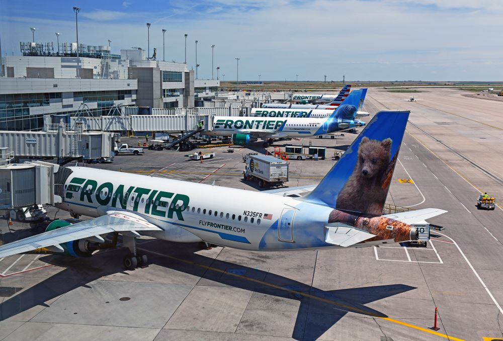 Frontier Airlines Modifies its Change Fee Policy for Travelers