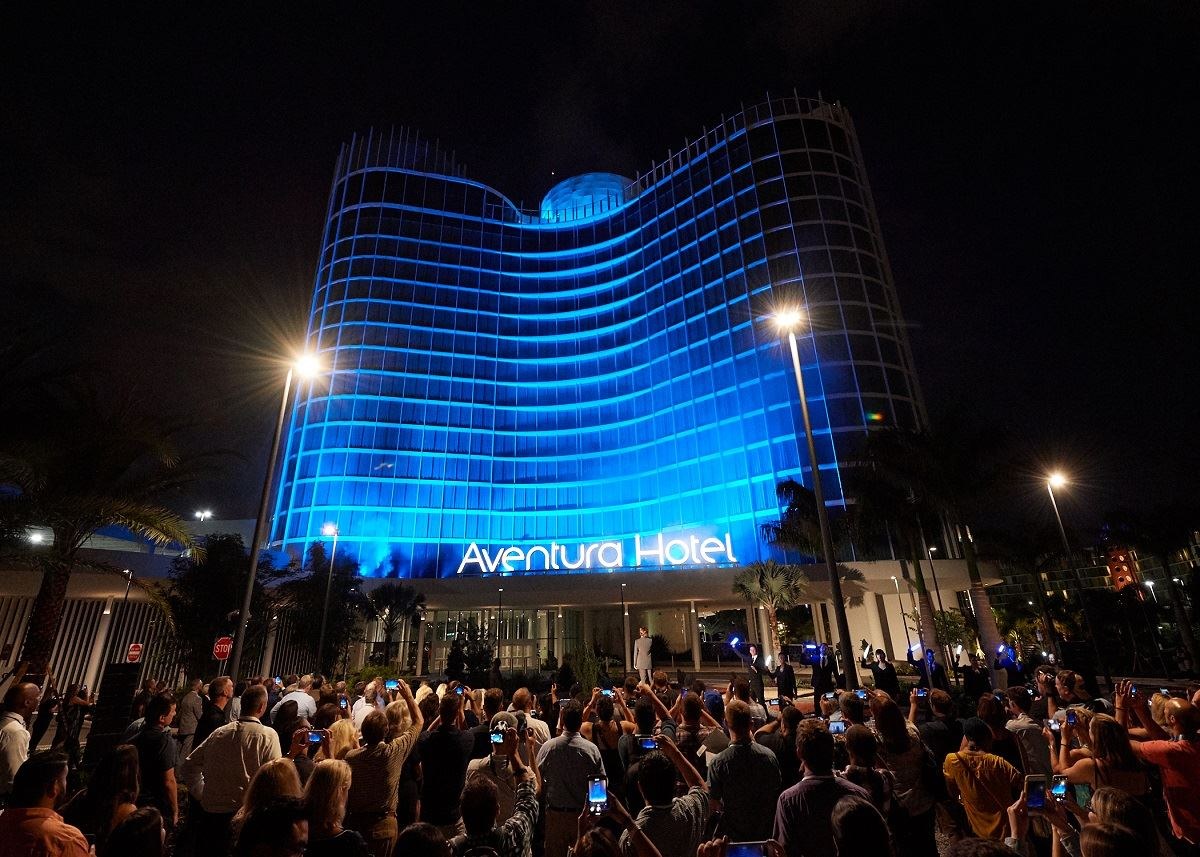 First Look: Universal Orlando's New Aventura Hotel