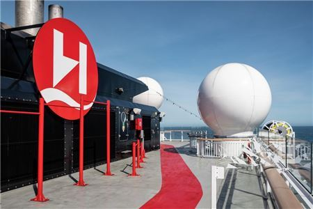 Hurtigruten Extends Suspension Until May 12