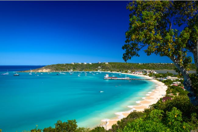 Anguilla Is Open, But Will Now Require a $1,000 Fee for Visitors
