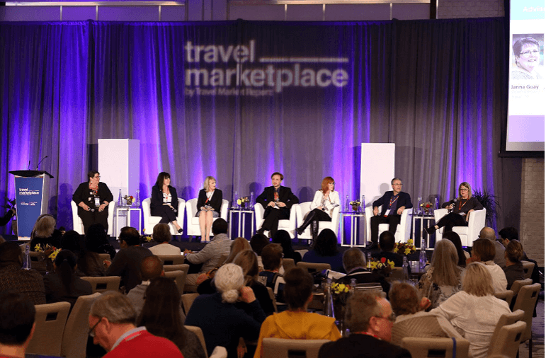 How This Year's Travel MarketPlace West Got Nicknamed 'CO-Vision 2020'