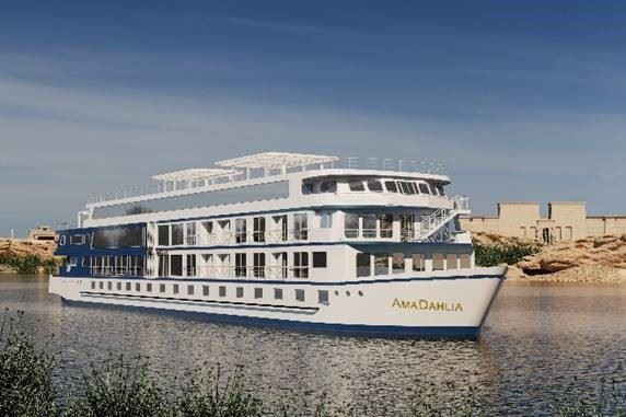 AmaWaterways Will Launch Its Nile Return in 2021
