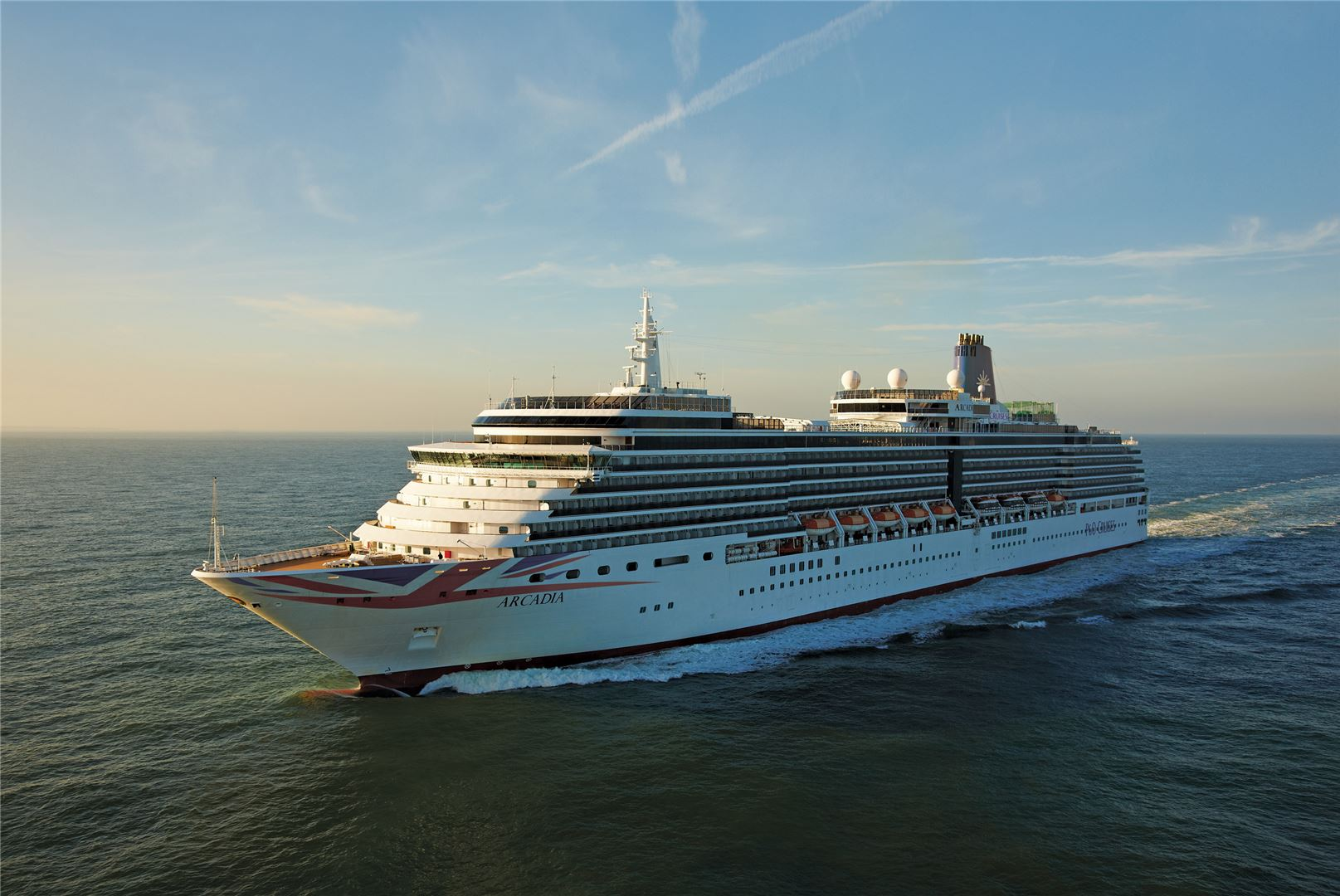 Carnival Corp. Adds a Second Ship to P&O Cruises Ship Order