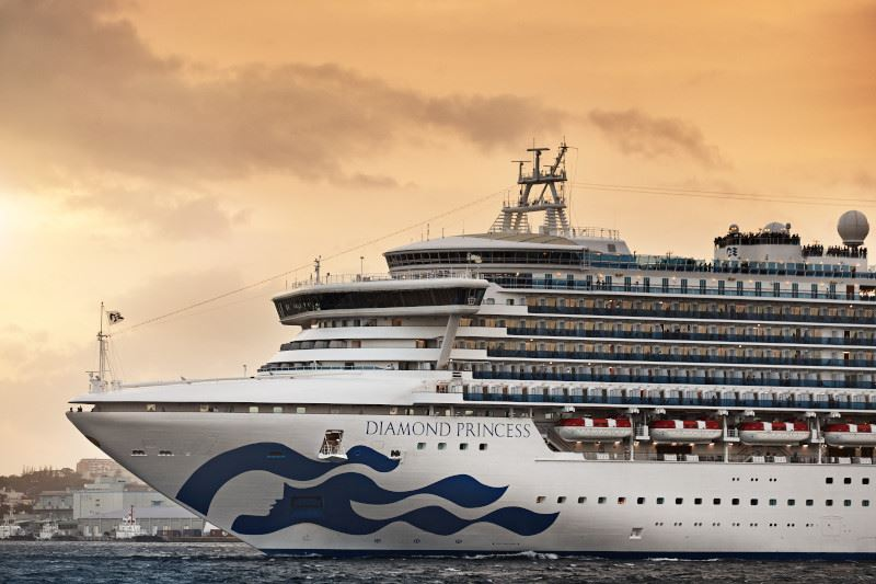 More People Test Positive for Coronavirus on Quarantined Cruise