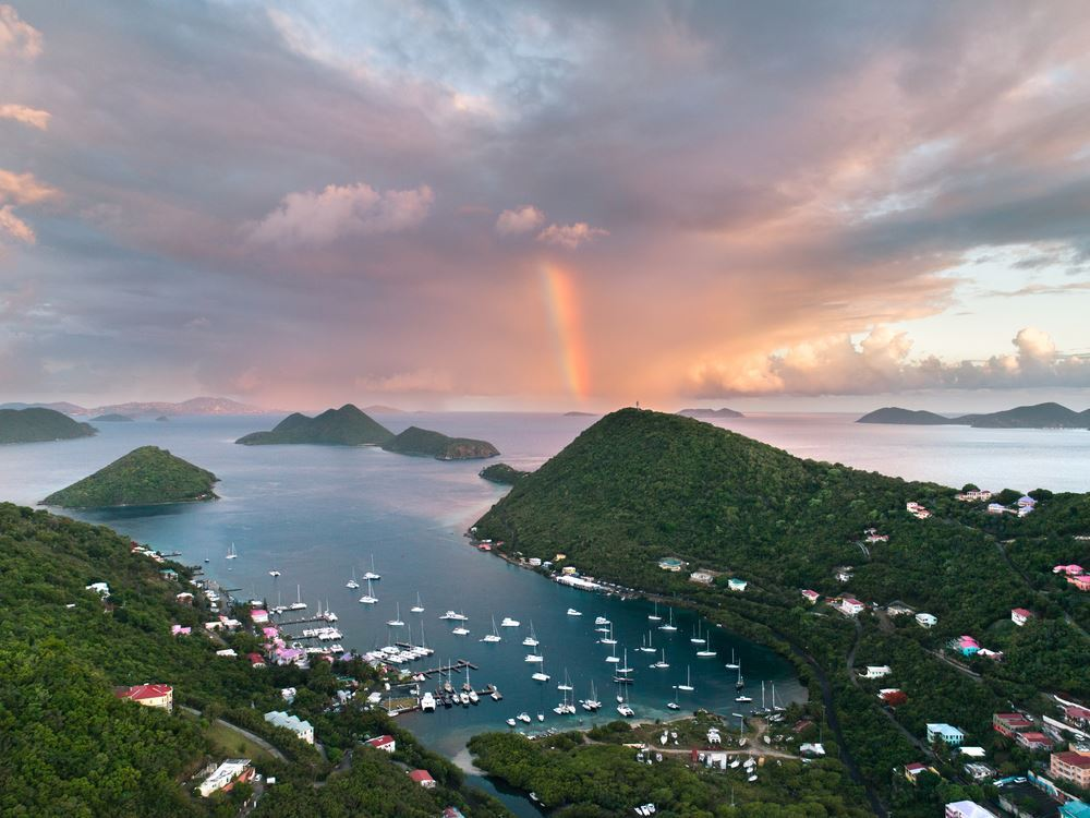 British Virgin Islands Newsletter Highlights Adventure Activities