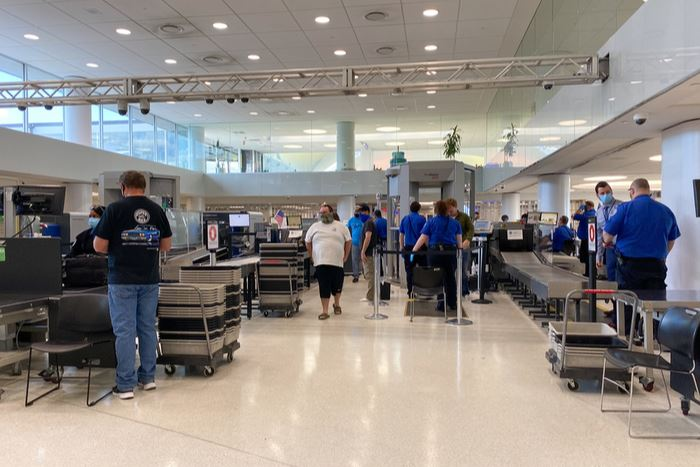 TSA Numbers Steady as Advisors Say they Are Traveling More