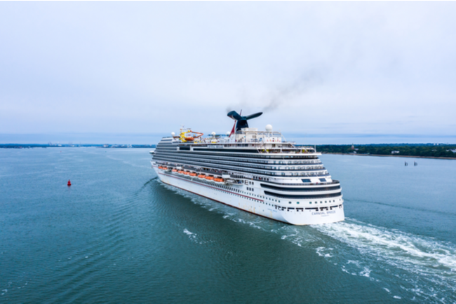 Carnival Cruise Line Extends Pause to April