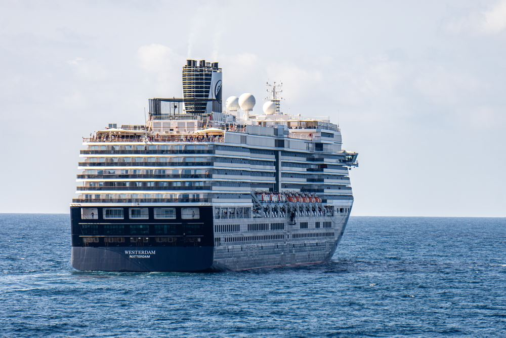 Holland America Westerdam Guest Tests Positive for Coronavirus, Malaysian Officials Say