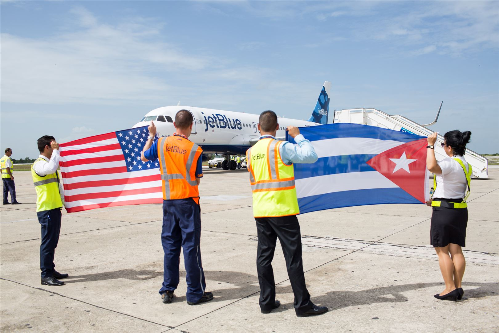 President Trump Rolls Back Cuba Détente But Keeps Cruise And Air Travel Open