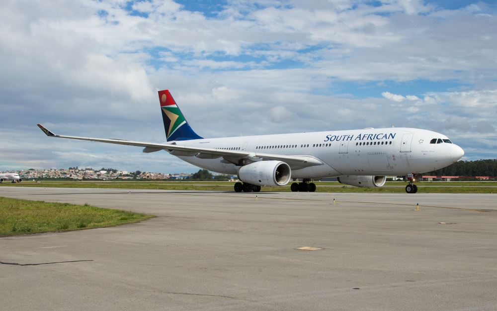 South African Airways Gets Rescue Amid Financial Troubles