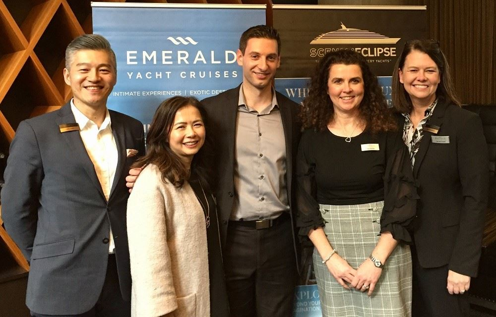 Emerald's First Ocean Ship Build Announcement Makes a Splash with Advisors