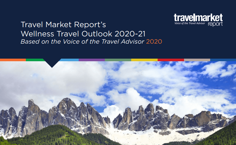 TMR's Wellness Travel Outlook for 2020-2021 Is Now Available