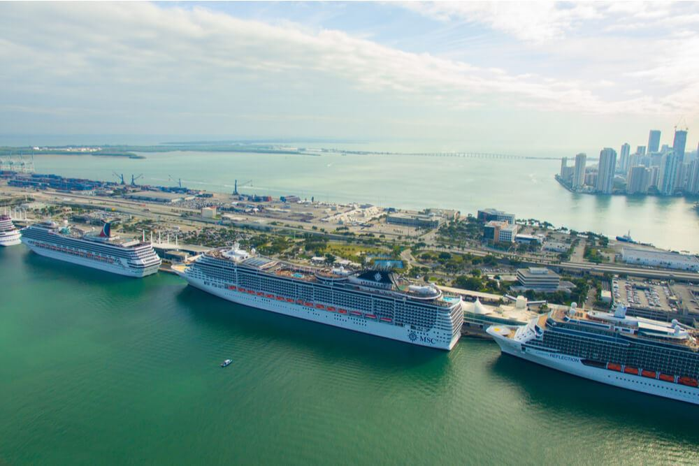All Major Ocean Cruise Lines Enter 30-Day Voluntary Suspension