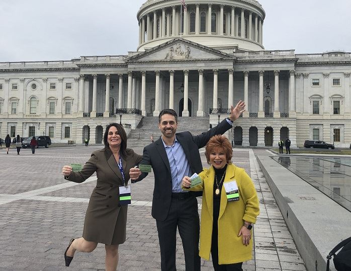 Don't Give Up on Capitol Hill, ASTA Legislative Day Officials Urge Advisors