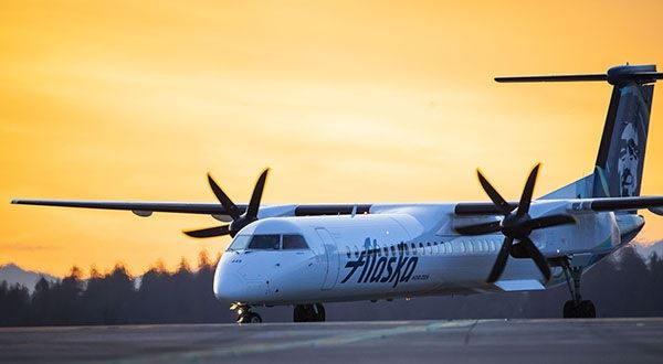 Alaska Airlines Suspends Change Fees