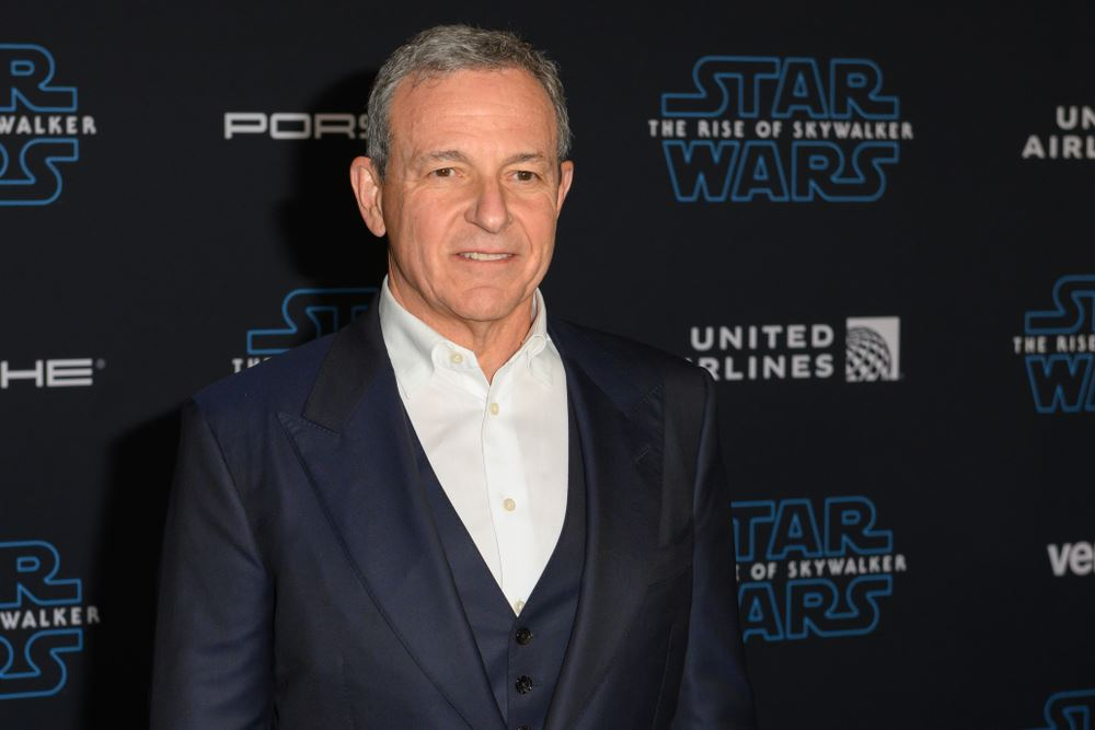 Bob Iger Steps Down as Disney CEO