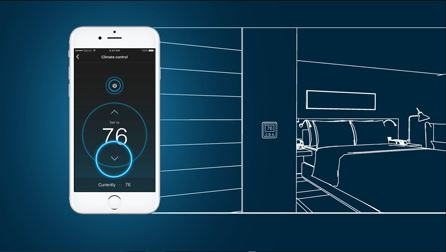 New Technology Allows Guests to Control Hilton Room Preferences from Smartphones