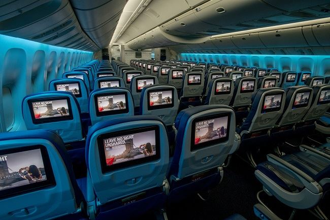 Delta Partners with Hulu to Provide More In-Flight Entertainment