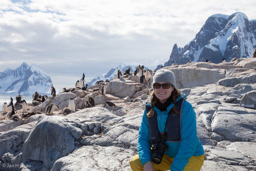 Client Needs a Break? Look to Antarctica