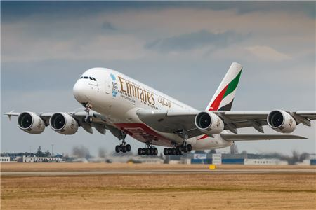 Emirates Airlines Will Conduct Thermal Testing for Passengers Arriving to U.S.