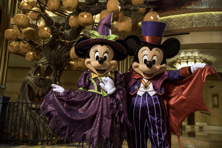 Disney Cruise Line Releases Festive Halloween and Holiday Sailings