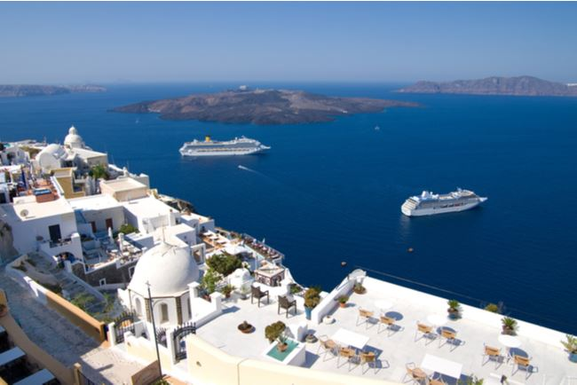 Greece Set to Reopen to Cruise Ship Traffic on August 1