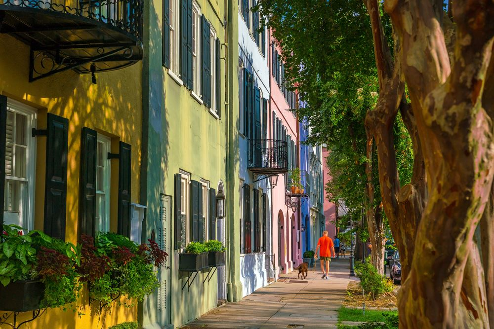Charleston Remains at Top of Travel + Leisure's Best U.S. Destinations
