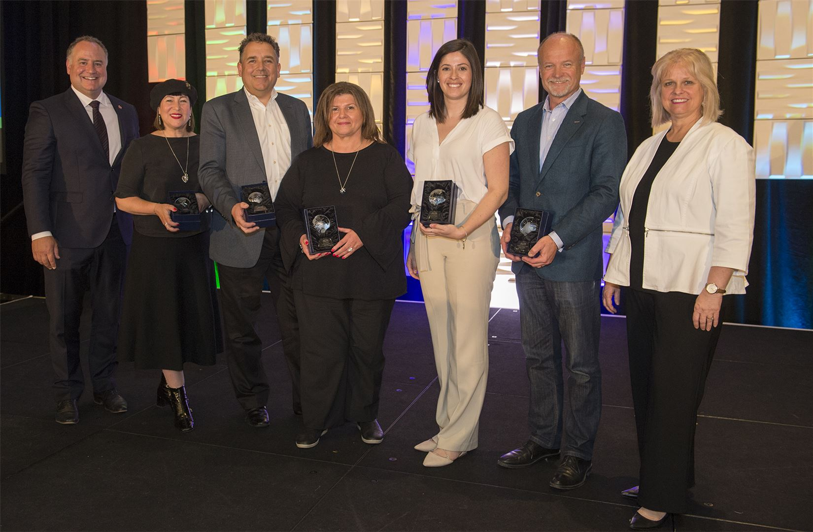 ACTA/Air Canada Awards Honor Exceptional Travel Agents