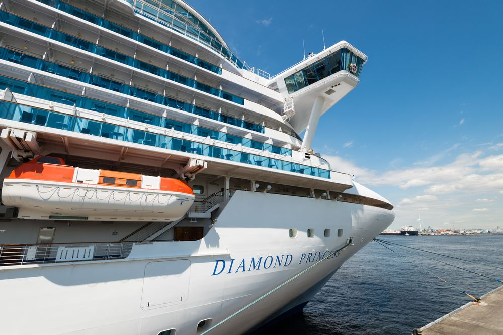 Diamond Princess Guests Allowed to Disembark After Coronavirus Quarantine