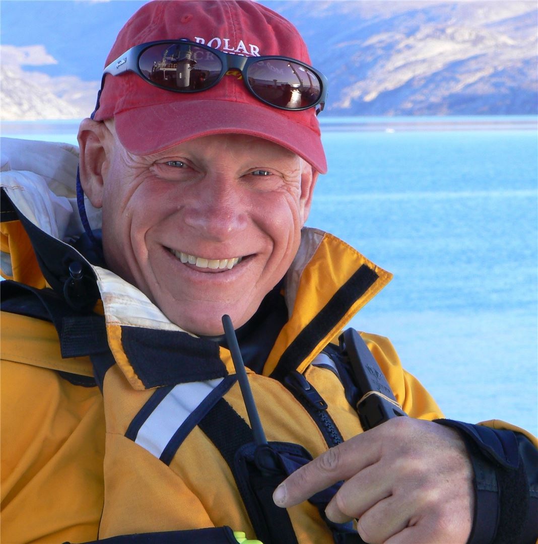 Silversea Welcomes Expedition Expert Bill Davis into the Fold