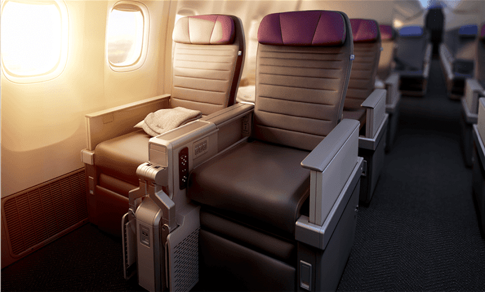 United Will Offer Premium Plus Seating for Select Domestic Flights