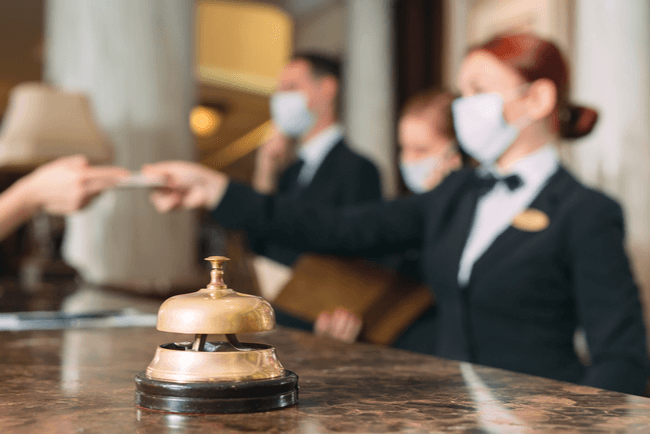 Updated CDC Vaccination Guidelines Includes Hotel Workers in 'Phase 1c'