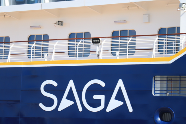 British Cruise Line Saga Cruises Becomes First to Make COVID-19 a Requirement for Sailing
