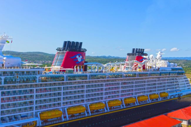 Disney Cruise Line Cancels Sailings through January