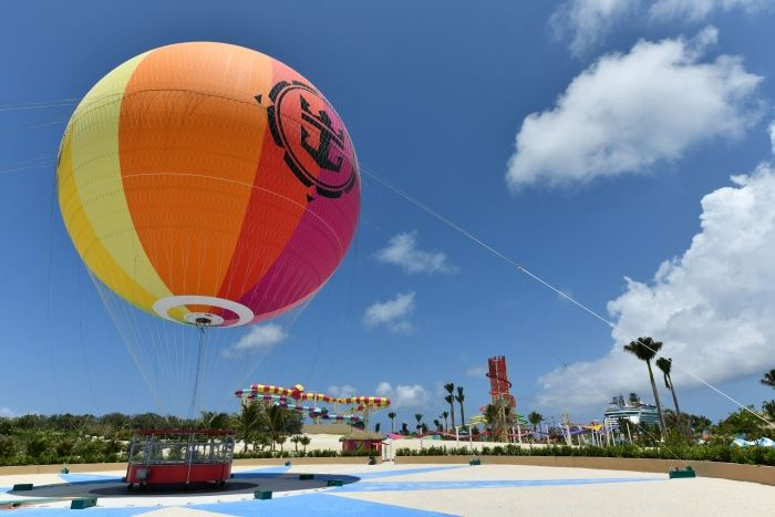 How to Sell Royal Caribbean's Perfect Day at CocoCay