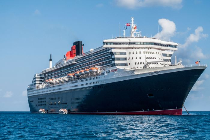 Cunard Extends Pause to November